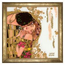 Gerahmtes Grafikdruck von Gustav Klimt