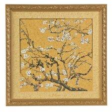 Gerahmtes Wandbild von Vincent Van Gogh, Kunstdruck
