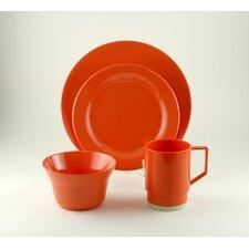 Melamine 24 Piece Dinnerware Set