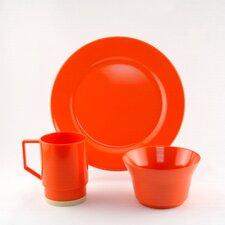Melamine 18 Piece Dinnerware Set