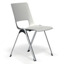 V-Stack Armless Stacking Chair
