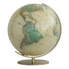 Ulm Illuminated Desktop Globe
