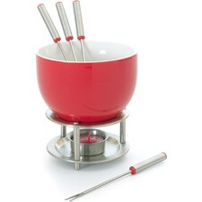 7 Piece Chocolate Fondue Set