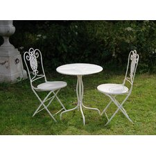 Napoli 2 Seater Bistro Set