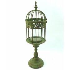 Birdcage Candleholder
