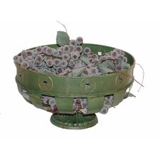 Floral Chic Oriental Bowl