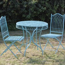 Hampton 2 Seater Bistro Set