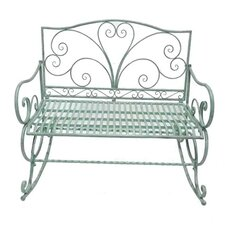 Loire Double Rocking Bench