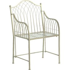 Hampton Folding Dining Arm Chair