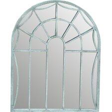 Spiegel Arch Mantle im Fensterdesign