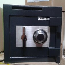 Dial/Combination Lock Commercial Depository Safe 1.2 CuFt