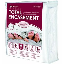 Lock-Up Total Encasement Mattress Cover