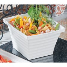 Americana Square Melamine Serving Bowl
