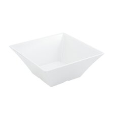Melamine 96 oz. Square Serving Bowl