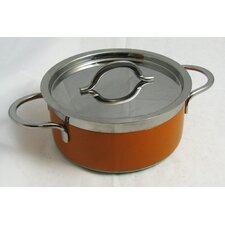 Classic Country French Soup Pot with Lid