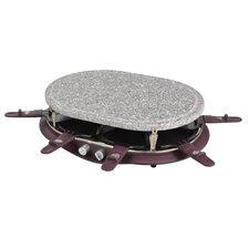 Raclette-Fondue-Kombination
