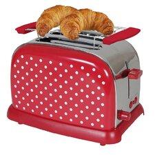 Design-Toaster 2 Scheiben 950 W