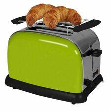 Toaster Jeremy 2 Scheiben mit Brötchenaufsatz