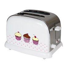 Toaster 2 Scheiben