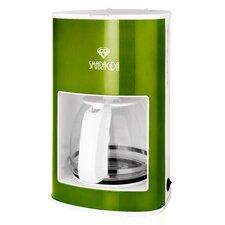 Design-Kaffeeautomat mit Kassettenfilter