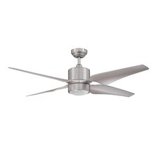 """52"""" Nexor 4 Blade Ceiling Fan with Wall Remote"""