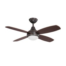 "42"" Aviator 4 Blade Ceiling Fan with Remote"