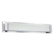 Aurora 6 Light Bath Bar
