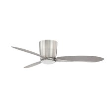 "48"" Perceptor 3 Blade Celling Fan with Remote"