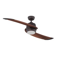 """52"""" Ellipse 2 Blade Celling Fan with Remote"""
