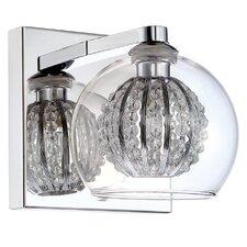 Siena 1 Light Vanity Light