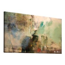 Smash Oversized Painting Print on Canvas