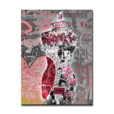 Urban Fashion I Graphic Art on Canvas