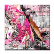 Urban Fashion XXXVIII Graphic Art on Canvas