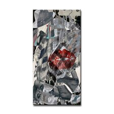 Urban Fashion XXI Framed Graphic Art on Wrapped Canvas