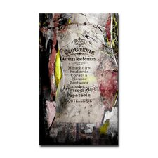 Urban Fashion IX Framed Graphic Art on Wrapped Canvas
