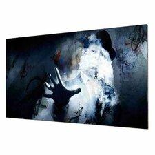 Iconic 'Sinatra Ol Blue Eyes' Acrylic Wall Art