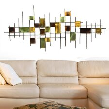 Modern Geometric Statement Wall Décor