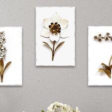 Elegant Floral Wall Décor