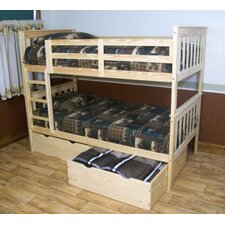 2 Piece Underbed Storage Drawer Set