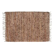 Rodeo Handmade Tan Area Rug