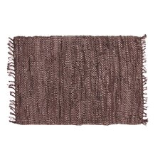 Rodeo Handmade Brown Area Rug