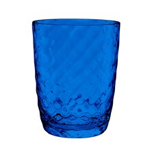 Azura Double Old Fashioned Acrylic Glass (Set of 6)
