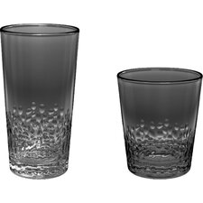 Cabo DOF and Jumbo 12 Piece Acrylic Drinkware Set