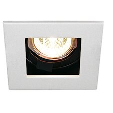 "V Box 1 Wall Washer 12.8"" Recessed Housing"