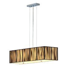 Lasson 4 Light Pendant