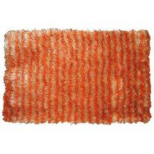 Shaggy Stripe Doormat
