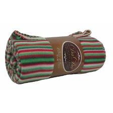 Striped Throw Blanket