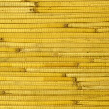 "Reed Grasscloth 18' x 36""  Stripes Wallpaper"