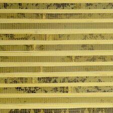 "Bamboo Grasscloth 18' x 36"" Stripes Wallpaper"