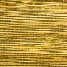 "Buddle Grasscloth 18' x 36"" Stripes Wallpaper"